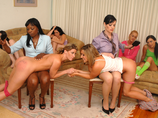 School Girls Spankings