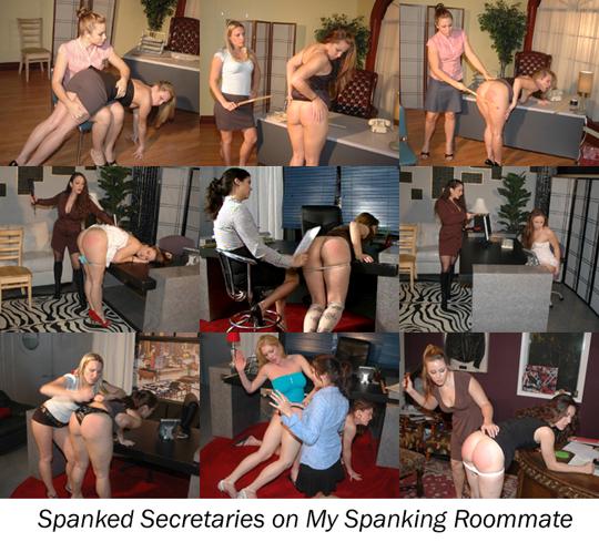 Spanking Secretaries
