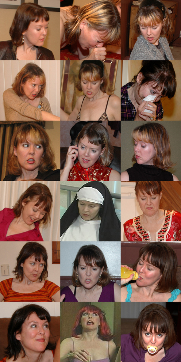 Clare Fonda faces