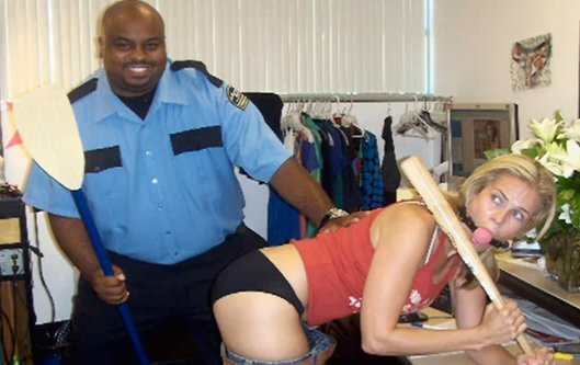 Chelsea Handler often seen getting spanked